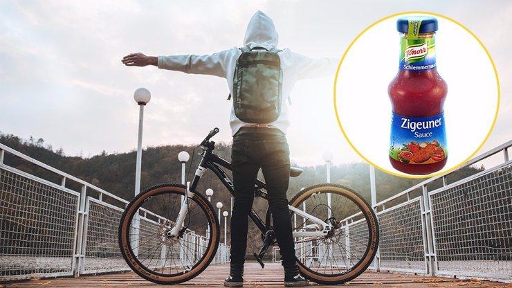 Zakázali cikánskou omáčku, lidé hýří vtipem: Paprikový člověk na maďarský způsob mi ukradl kolo