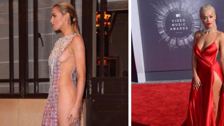 Mezinárodní den bez kalhotek: Tyto slavné krásky se bez nich také obejdou