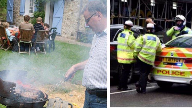 Rodinné sledování fotbalu se změnilo v jatka: Na zahradu vtrhli útočníci a zabili 4 lidi