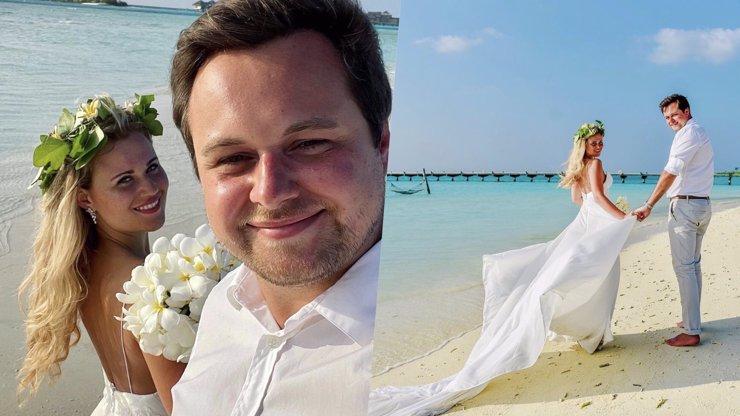Bojovnice z MasterChefa se vdala: Krásné Lucii ušil svatební šaty kolega Pavel Berky