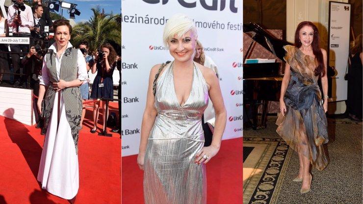 3 hrůzostrašné modely z Varů: Které celebrity šláply úplně vedle?