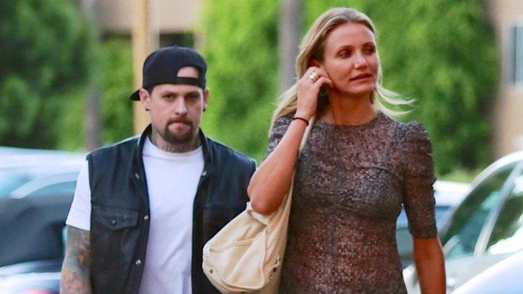 Z Cameron Diaz (47) se stala maminka: Herečka svému manželovi porodila holčičku