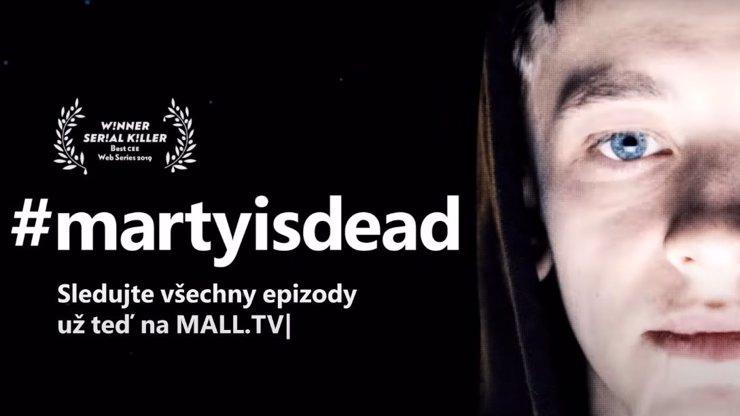Obrovský úspěch české kinematografie: Seriál #martyisdead získal televizního Oscara