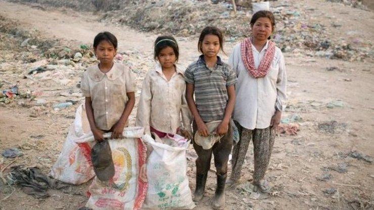 Dojemný příběh lidské dobroty: Tyhle děti živořily na skládce odpadků, co se s nimi stalo?