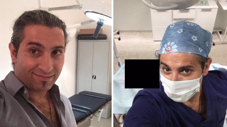 Zkrášloval ženy, fotil si je nahé a snímky se chlubil na internetu. Tento zvrhlý chirurg operoval i v Česku!