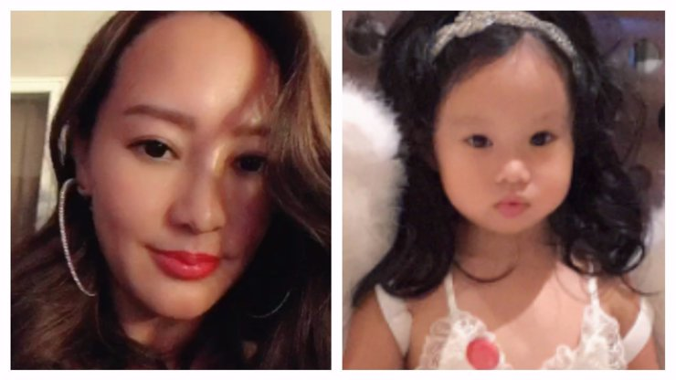 Matka oblékla dvouletou dceru do podvazků a lidé zuří: Vypadá jako prostitutka!