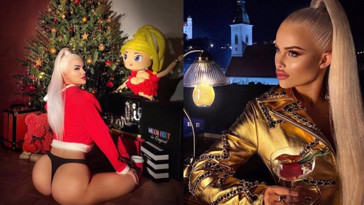 Žhavé Vánoce u české Barbie: Gabriel Jiráčková vyšpulila pozadí a promluvila o skromných svátcích