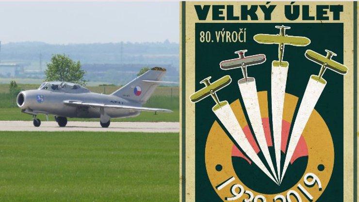 Velký úlet aneb 80. výročí největšího válečného odletu z Česka: Hrdinové, na které se nezapomíná