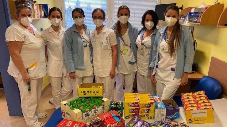 Na Pomoc nemocnicím lidé darovali nejen miliony korun: Přispějte zdravotníkům i vy