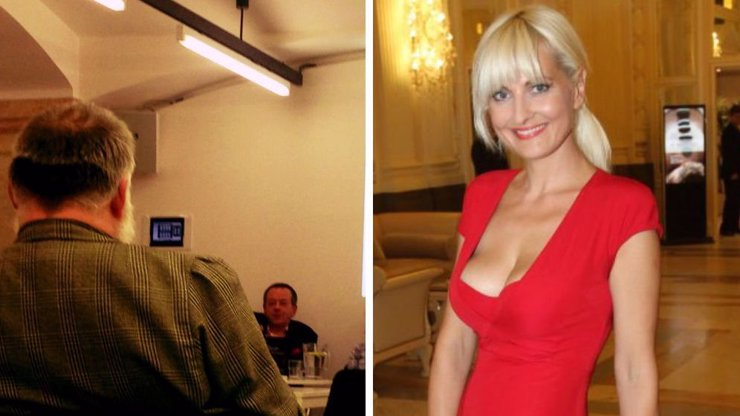 Šílenost: Uštvaná řízkařka Bára Nesvadbová musela prchnout z podivného srazu sexuálně neuspokojených mužů!