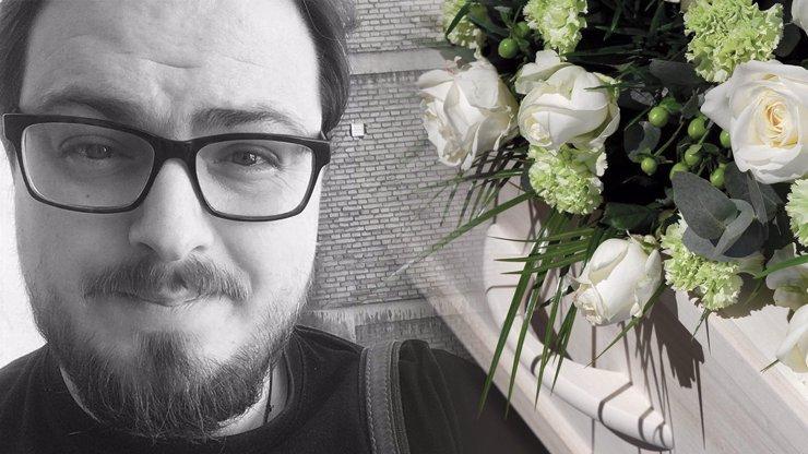 Pohřeb Davida Stypky: Venku čekaly davy. Poslední sbohem mu přišly dát Ewa Farna i Tamara Klusová