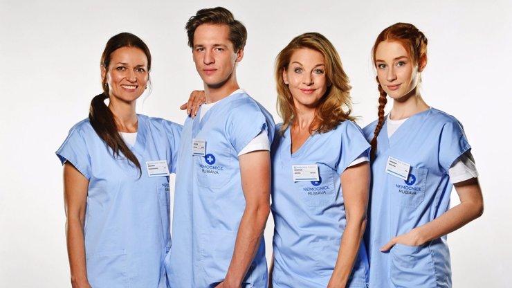 Sestřičky Modrý kód startují na Primě už v sobotu: Seznamte se s hrdiny nového seriálu