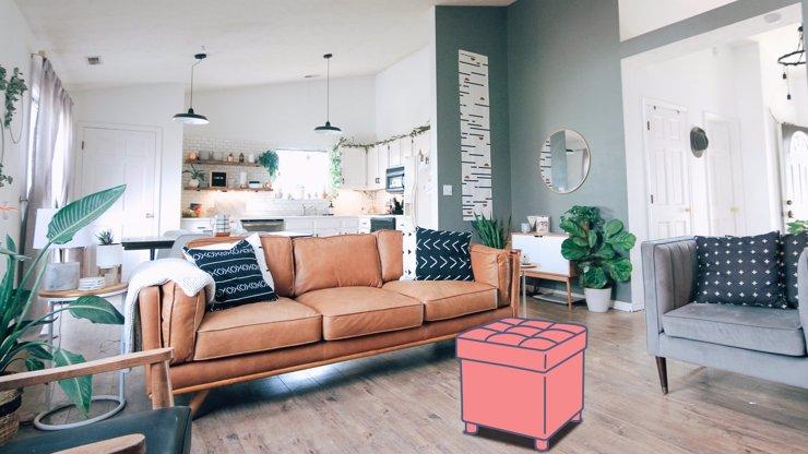 Buďte doma jako doma. Jak si usnadnit nákup nábytku?