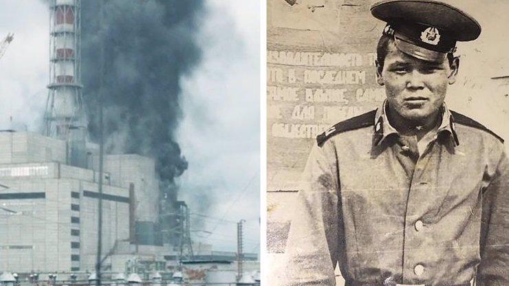 Hrdina z Černobylu: Když viděl seriál stanice HBO, spáchal sebevraždu