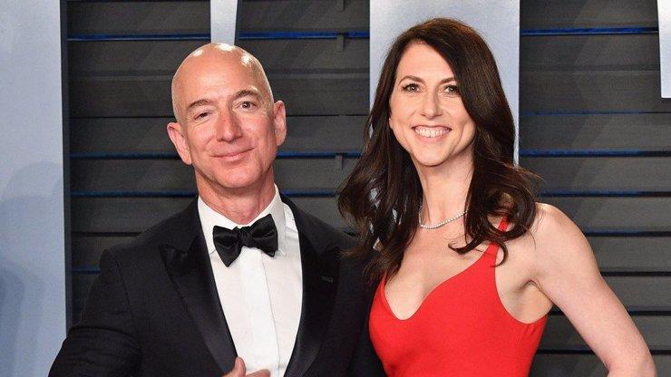 Rozvod nejbohatšího muže světa Jeffa Bezose: Budou se dělit jeho 3 biliony?!