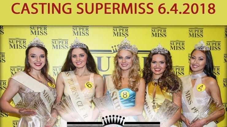 Staň se novou českou Supermiss a Miss Motorsport! Další casting klepe na dveře...