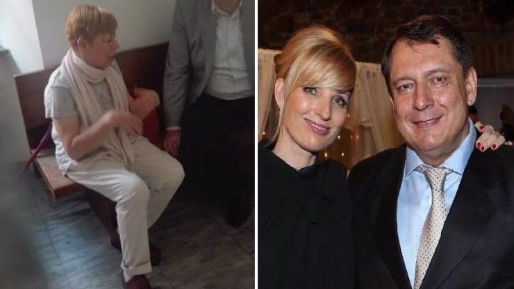 Zuzana Paroubková u soudu exmanžela s Petrou: Čeká mě třetí operace, ona ho chce oškubat o všechno!