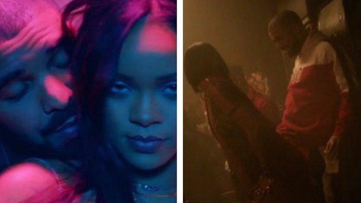 Rihanna představila video plné twerku: Jejímu zadečku neunikne ani Drakeův rozkrok!