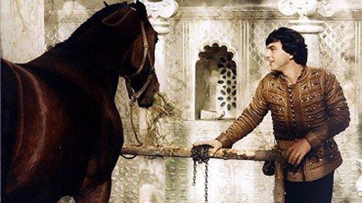 Dramatické natáčení pohádky Třetí princ: Pavel Trávníček málem zabil jehně