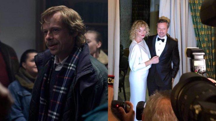 Premiéra filmu Havel: Viktor Dvořák je panu Havlovi podobný i charakterově, říká Seidlová