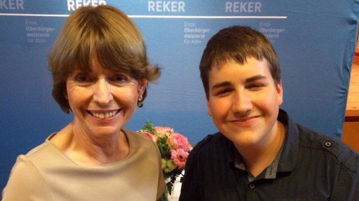 Za znásilnění si můžete samy, chodíte blízko k uprchlíkům, vzkázala Němkám primátorka Kolína nad Rýnem
