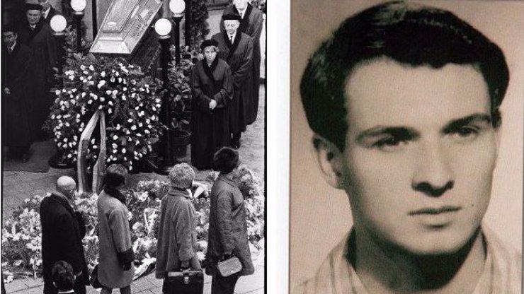 Mrazivá nahrávka: Jan Palach naposledy promluvil na smrtelné posteli, upálil se před 51 lety