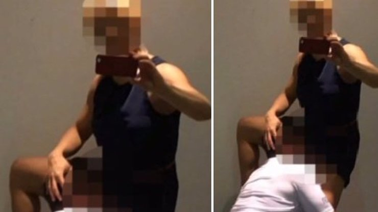 Fotky orálního sexu! Učitelka jazyků z Pardubicka se z průšvihu vylíže!