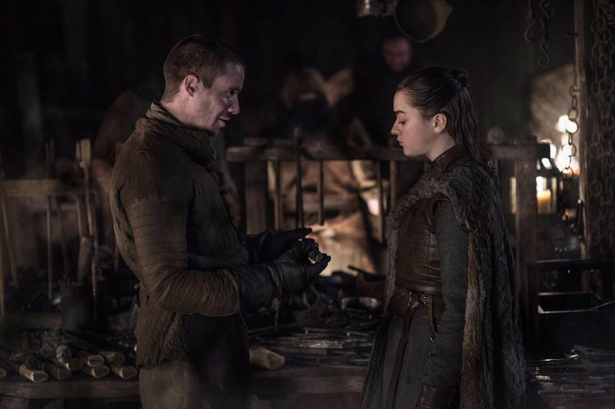 Jon Snow a Arya měli mít sex! Původní scénář Hry o trůny v mnohém šokuje