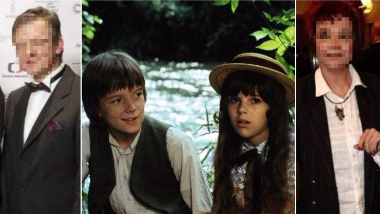 Dětský páreček Tomáš a Blanka z filmu Páni kluci: Čas se oběma hercům vryl krutě do tváře!