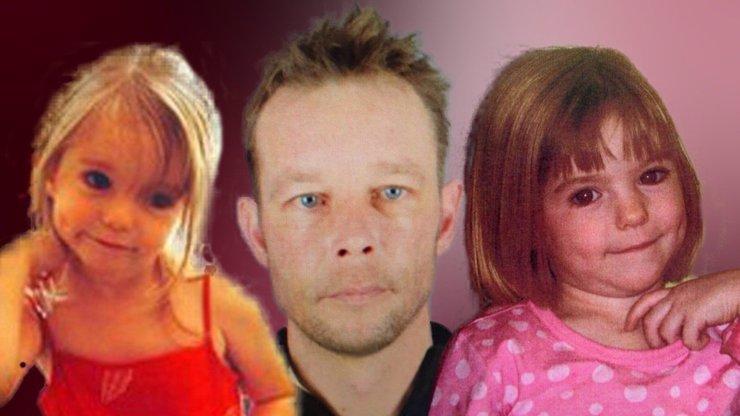 Němci tají důkazy o vině pedofila Bruecknera: Jsou si ale jistí, že Maddie unesl a zabil