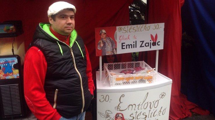Nejzoufalejší kandidát všech dob! Horník Emil z VyVolených se chce dostat na pražský magistrát!