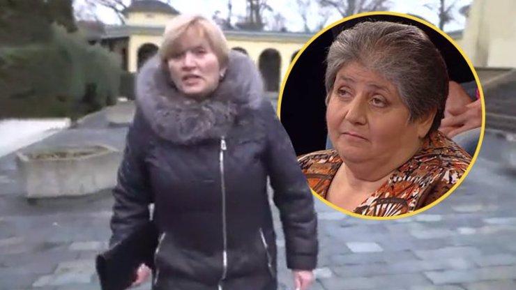 Video: Toto by Jolanda (†55) nechtěla! Facky a vulgarismy při pohřbu
