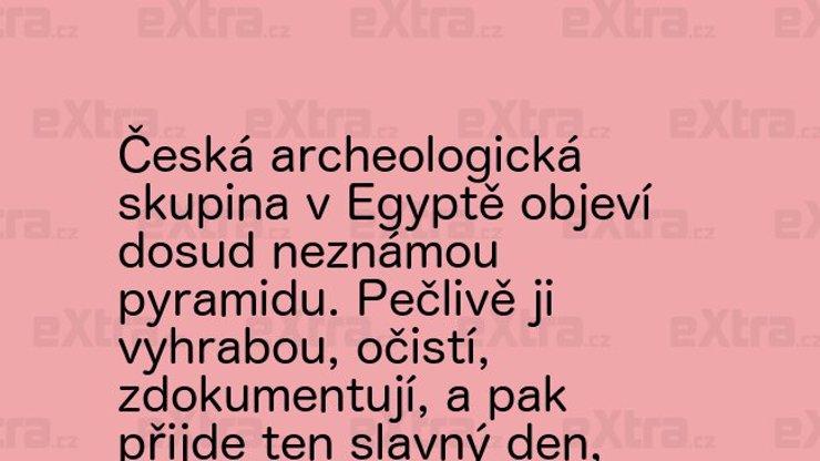 Která česká mumie učarovala starověkému Egyptu? Tomu neuvěříte!
