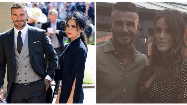 Proč se Victoria Beckham tvářila na svatbě Meghan kysele? David strávil noc s touhle kráskou!