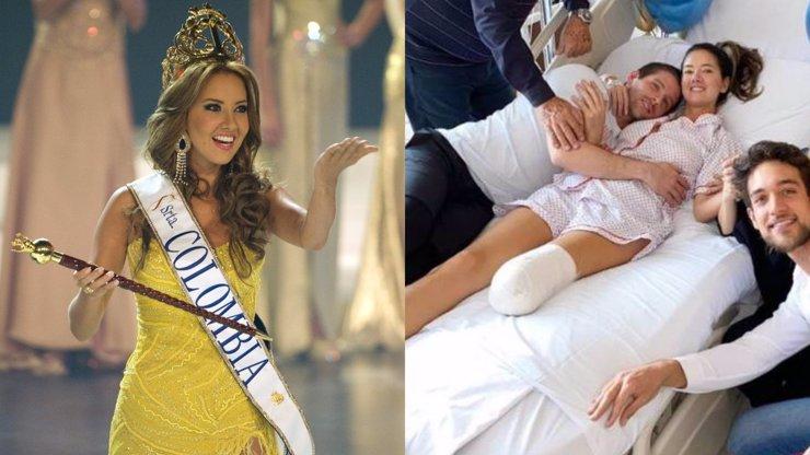 Miss Kolumbie Daniella Alvarez podstoupila amputaci: K čemu mi jsou nohy, když mám křídla, říká