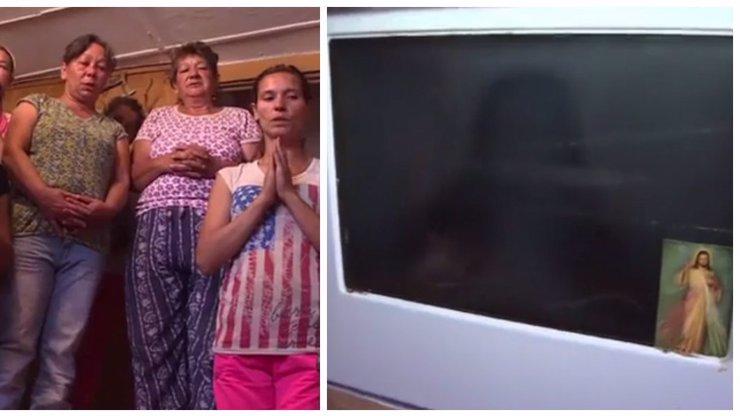 HIT INTERNETU: Romové ze Slovenska pláčou dojetím a oslavují zjevení Ježíše v troubě. Tohle bizarní video musíte vidět!