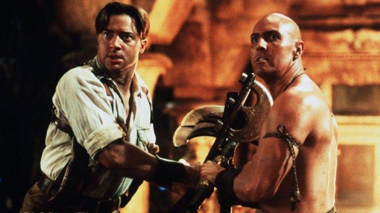 10 totálně uhozených chyb, které najdete ve filmu Mumie: Dnes v televizi se u nich můžete zasmát!