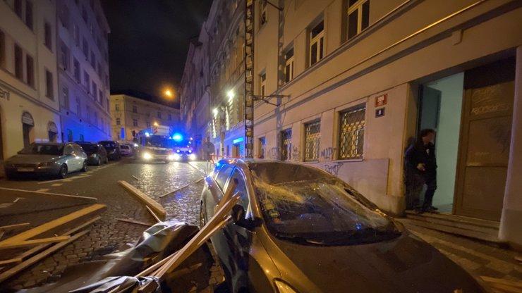 Orkán Julia nadělal v Česku pořádnou paseku: Tisícům lidí nefunguje proud