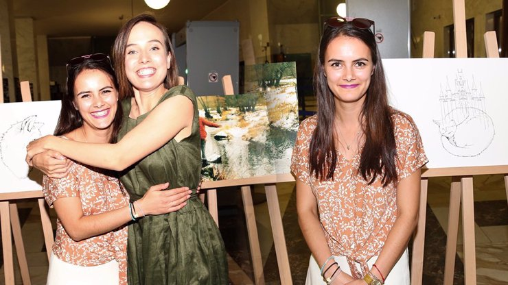 Krása vpřed: Tereza Ramba se pochlubila mladší sestrou Sárou, je roztomilá jako kvítko