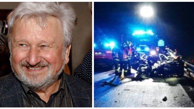 Psychiatr Jan Cimický podruhé přežil vlastní smrt: Jeho auto smetl náklaďák