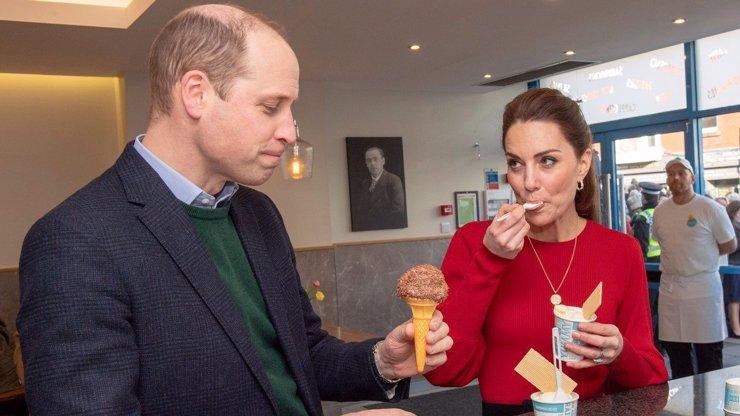 Oblíbená jídla Kate: Jsou překvapivě úplně normální a boří mýtus okolo královské rodiny