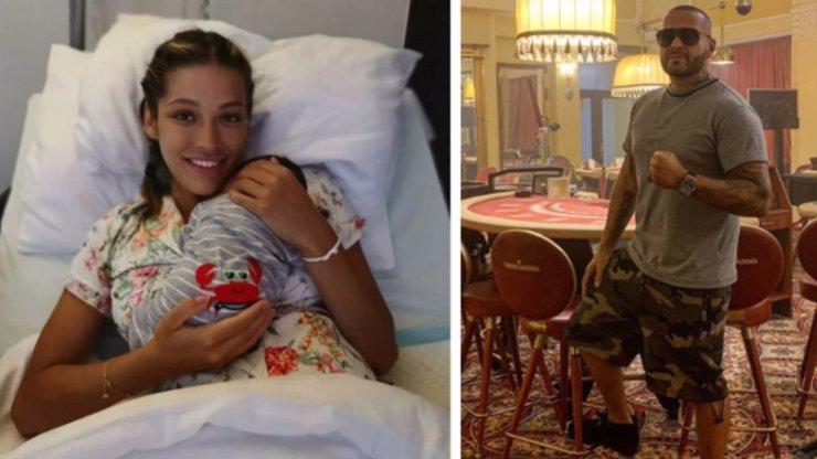 Jasmina si zvyká na režim s miminkem. Nejčastěji koupe Paťo, prozradila