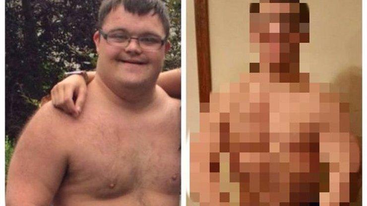 Muž s Downovým syndromem chtěl být kulturistou. Podívejte se, jak vypracované tělo dneska má!