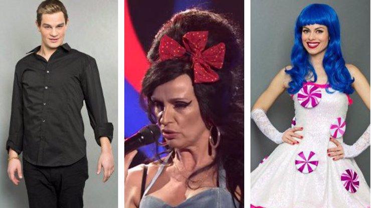 VIDEO: Tohle se vážně nepovedlo: 3 nejtrapnější vystoupení v Tvoje tvář má známý hlas!