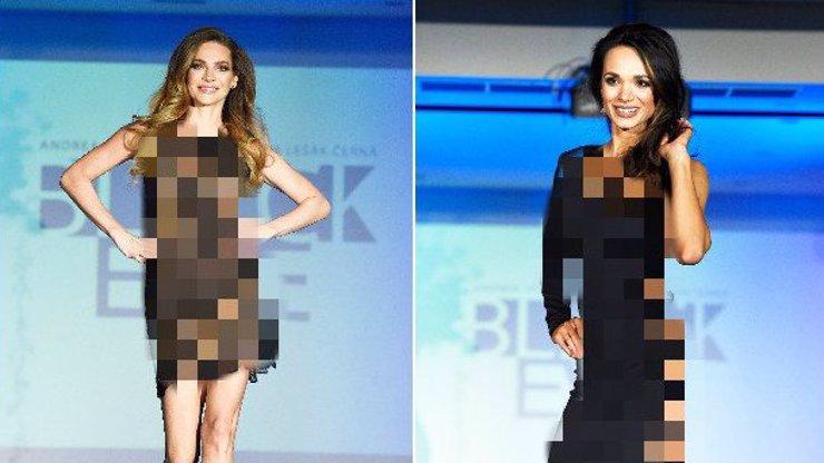 Modelka Andrea Verešová začala NAVRHOVAT ŠATY. Jenže nevypadají její modely AŽ PŘÍLIŠ LACINĚ?