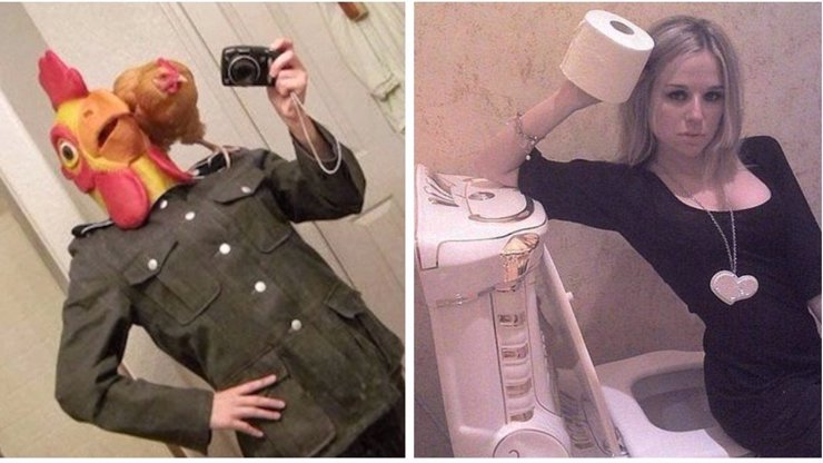 Další sbírka nejhorších fotek sociálních sítí. Tyhle určitě neznáte!