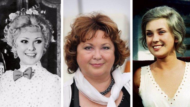Naďa Konvalinková slaví 67 let: Usměvavá herečka prožila dětství plné násilí a šikany