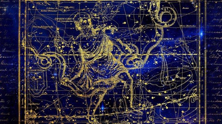 Přelom v horoskopech: 13. znamení rozhodilo celý zvěrokruh. Hadonoš je podobný Štírům a Střelcům