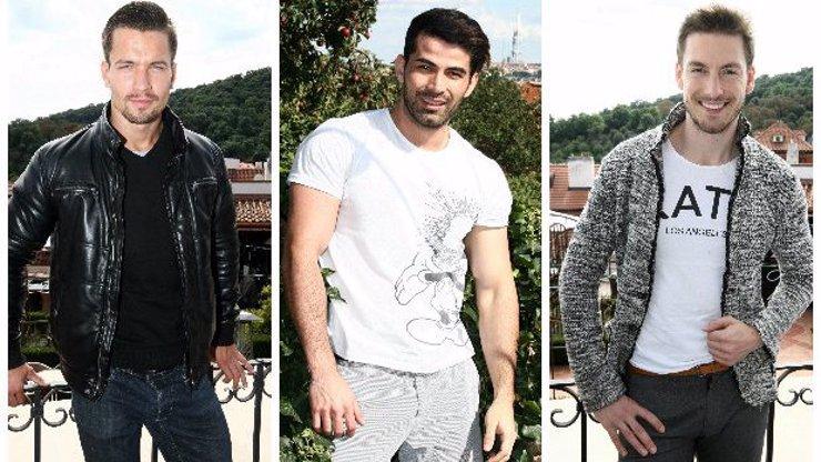 Tihle teď udávají trendy pánské krásy: Muži roku Česka i světa pěkně spolu. Vyberete si?