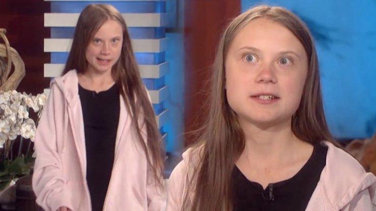Ani zázračné oko už nepomůže: Greta je v koncích, musí se vrátit z Ameriky a neví jak